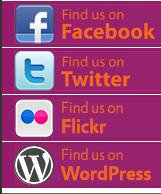 CW 2014 Social Media Buttons